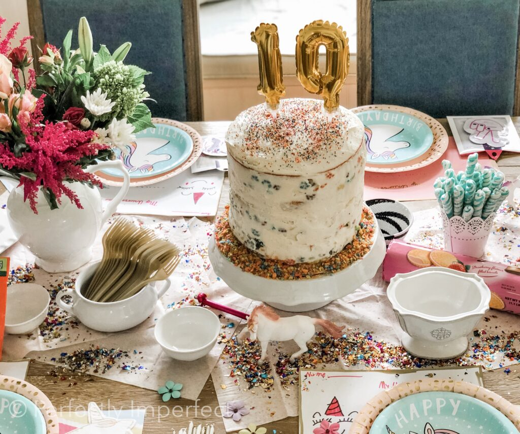 The Creative Exponent | Creativity & Bravery | Creative Writing | The Birthday Cake